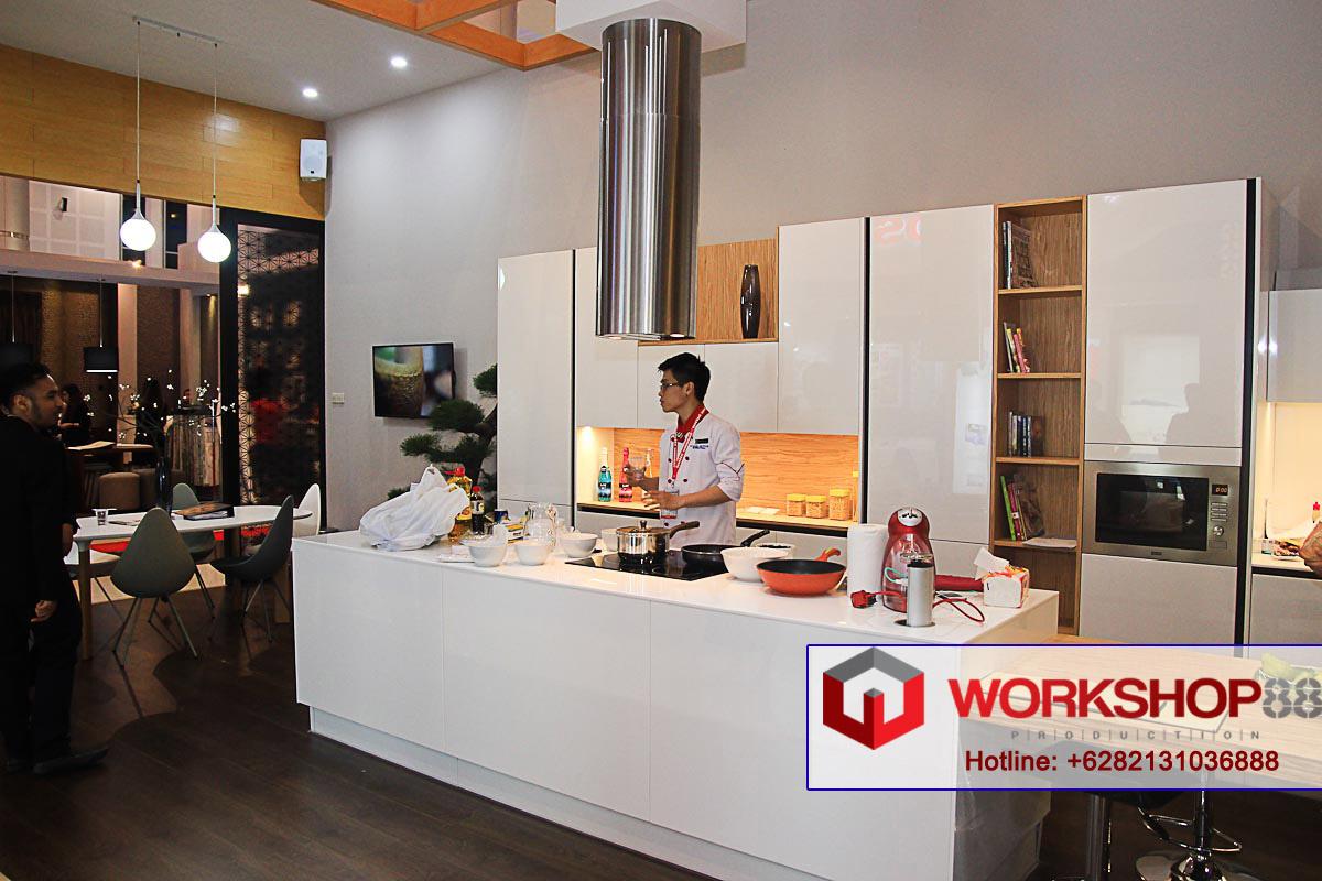 Galeri Foto TOTO Kitchen At Megabuild Expo Indonesia Grand City Mall ...